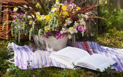 Picknickdecken-Gottesdienst