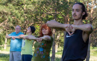WYDA – meditatives Bewegungsprogramm